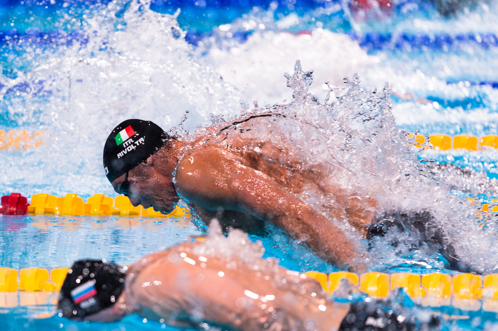 Competitive Swimming Pool : Things you learn becoming a competitive swimmer