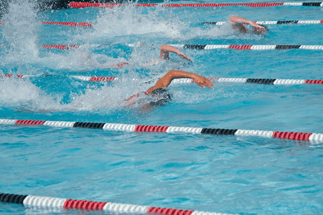 5 reasons to be thankful for the sport of swimming