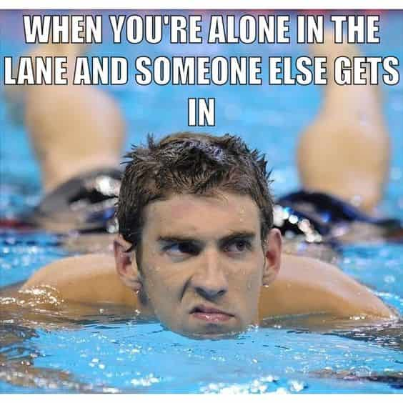 30 Swimming Memes That Perfectly Describe Swimmers
