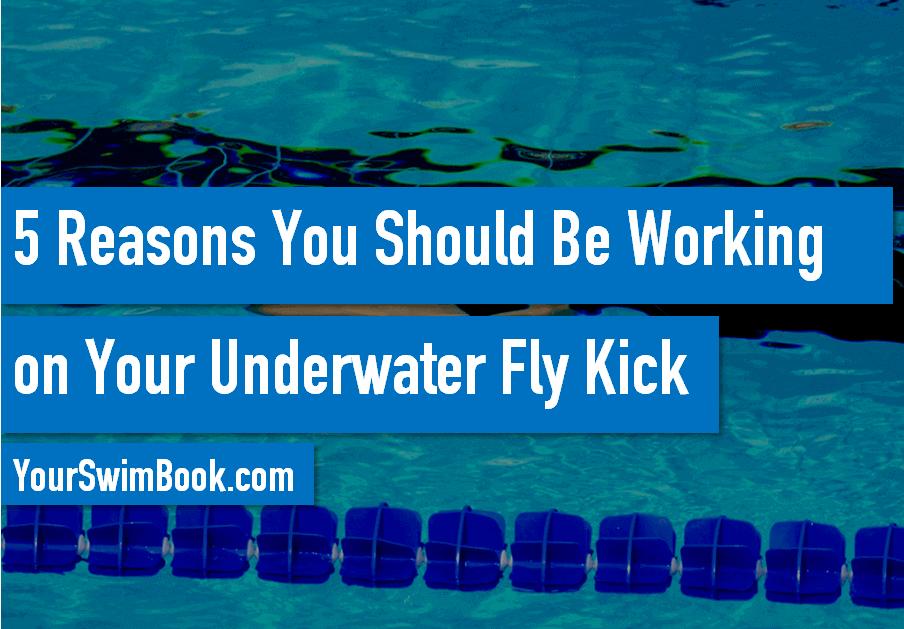 Fly Underwater Underwater Fly Kick 2