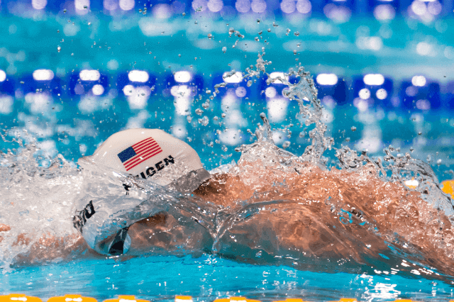 The Swimming Taper How to Swim Fast When It Matters Most