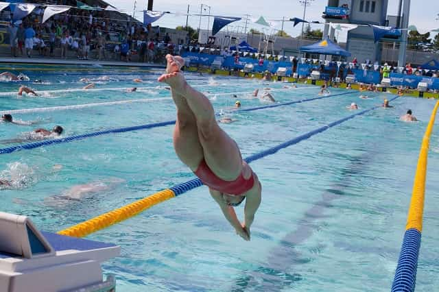 Swimmers: How to Have a Better Attitude & Sleep Better at Night