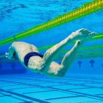 How Far Underwater Should You Be Kicking?