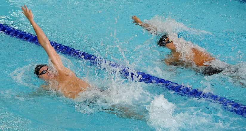 The Ultimate Test Set for Swimmers
