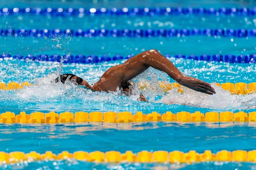 Improve Your Kick and Distance Per Stroke with Catch-Up Drill