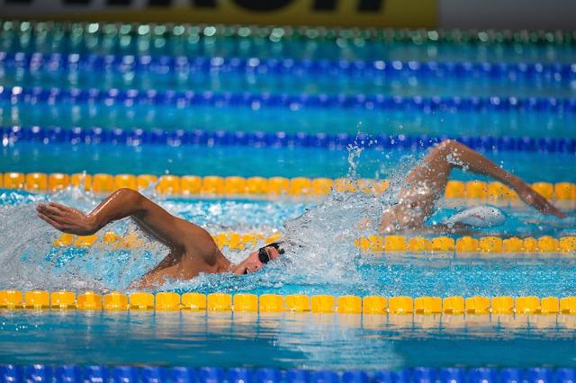 1500m freestyle world record