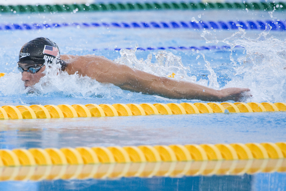 200m Butterfly World Record