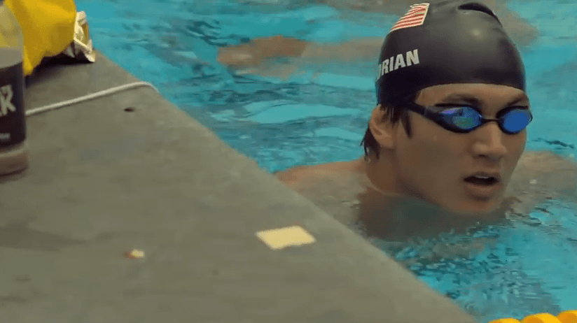 nathan adrian strength training