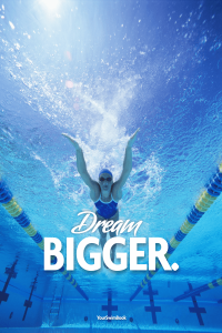 """Dream Bigger"" Poster"