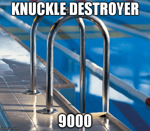 knuckle destroyer 9000