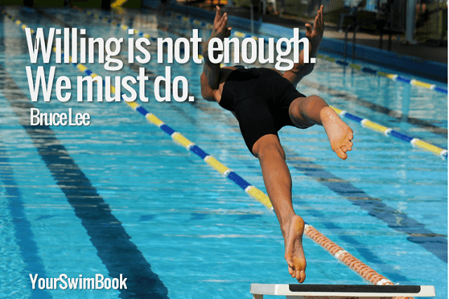 Pool Quotes | 10 Motivational Swimming Quotes To Get You Fired Up