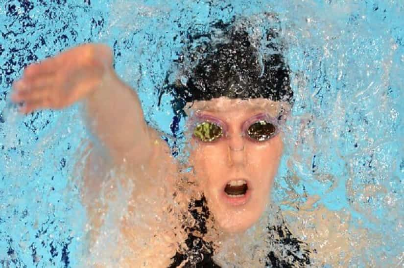 Missy Franklin Workout