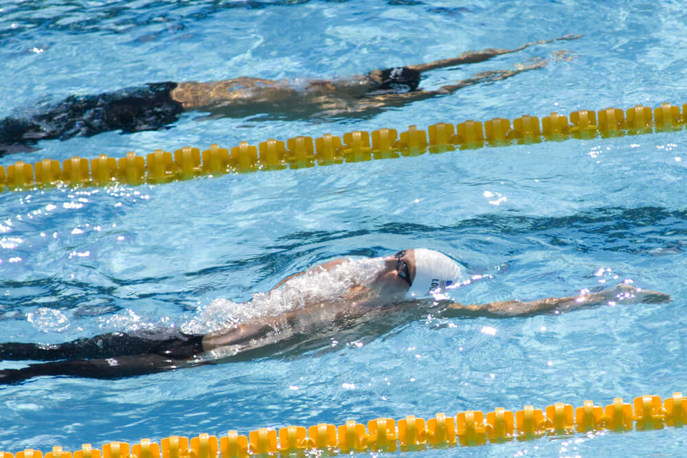 5 reasons you aren't swimming faster