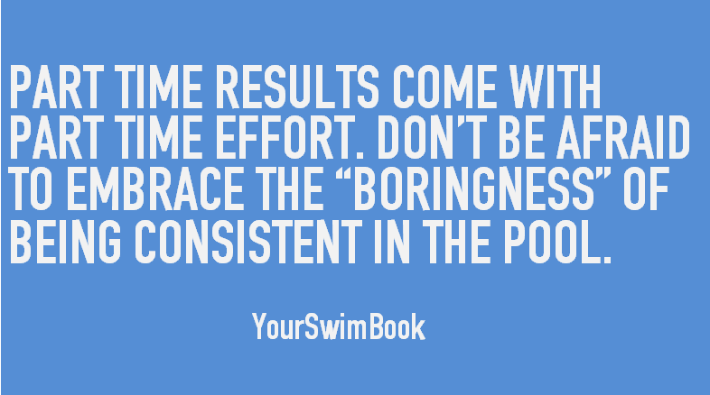 Be Consistent in the Pool