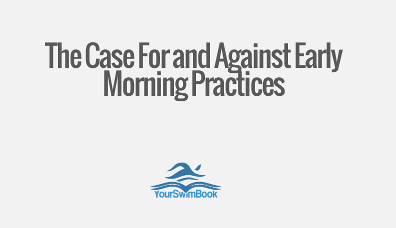 The Case For and Against Early Morning Workouts