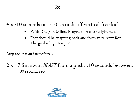 Pop and Lock Sprint Set