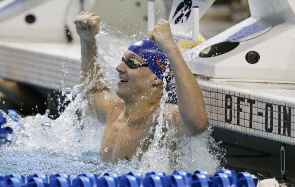 How Caeleb Dressel Used a Logbook to Become the Fastest Man Ever Over 50 Yards