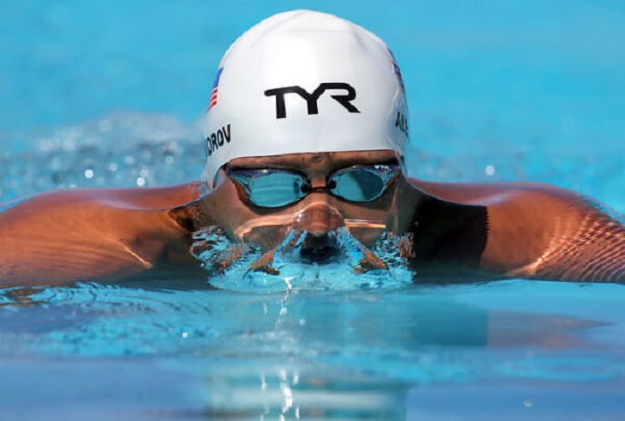 Olympian Mike Alexandrovu0027s Favorite Set For A Faster And More Powerful  Breaststroke