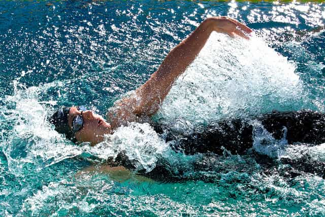 Do Swimmers Get Sick More Often?