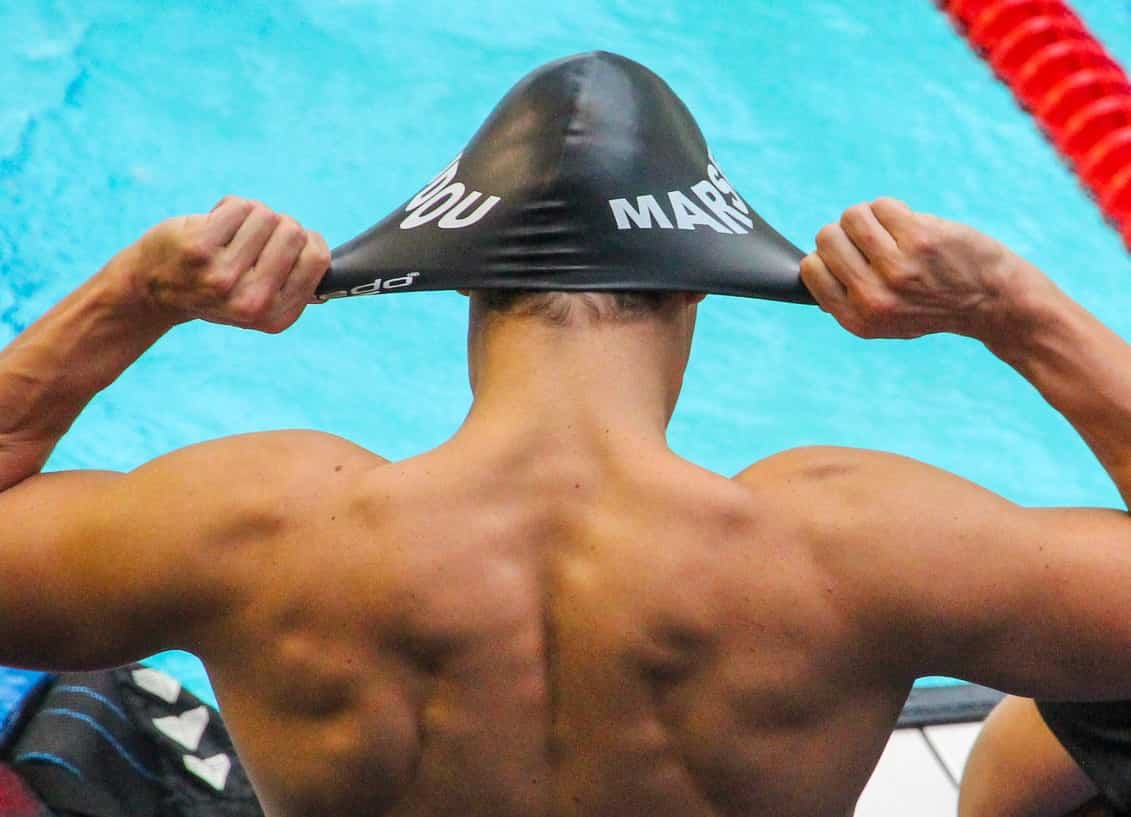 The Training of French Sprint Star Florent Manaudou