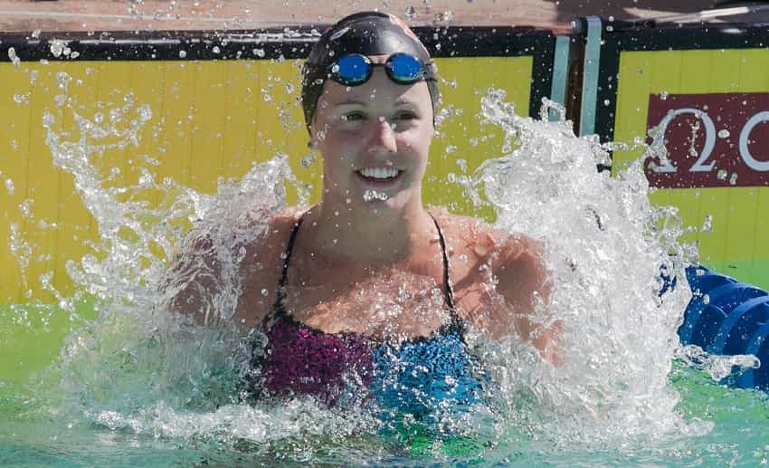 How to Be the Hardest Working Swimmer in the Pool