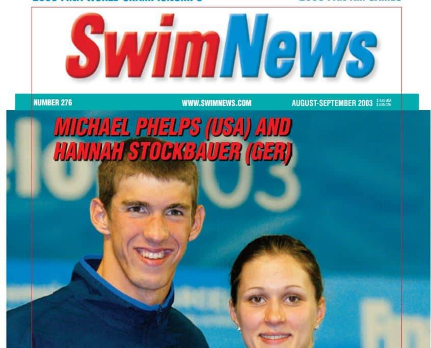 Baby Phelps.