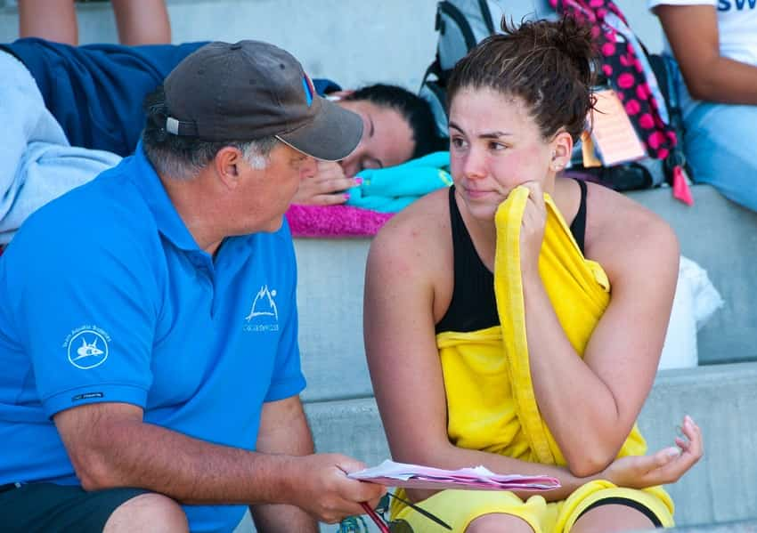 5 Fixable Mistakes Coaches Make With Their Swimmers