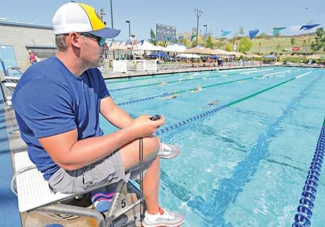 Coley Stickels Canyons Aquatic Club