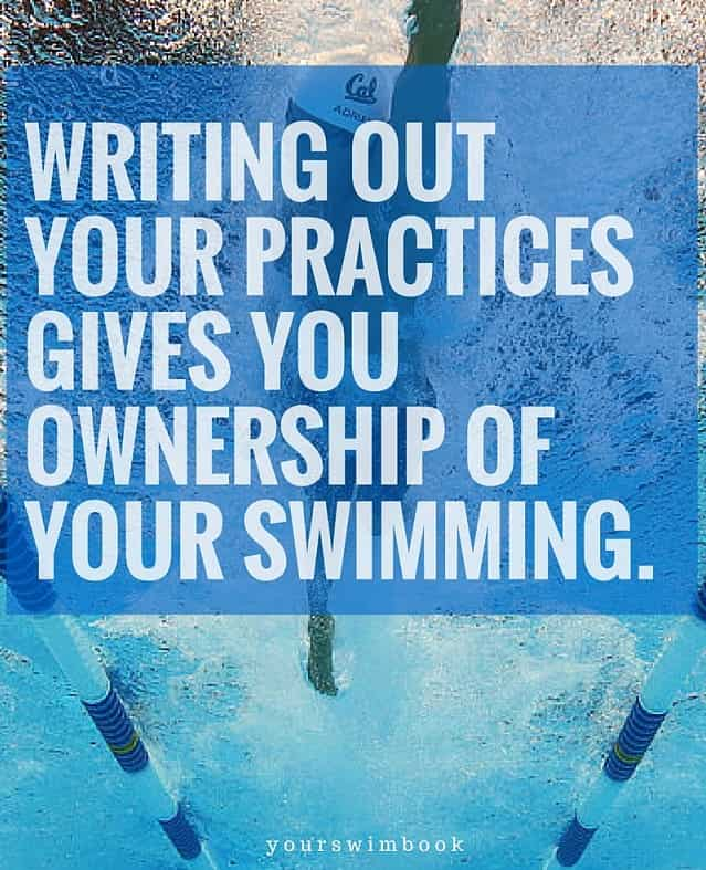 The 5 Things You Learn About Yourself By Tracking Your Swim Practices