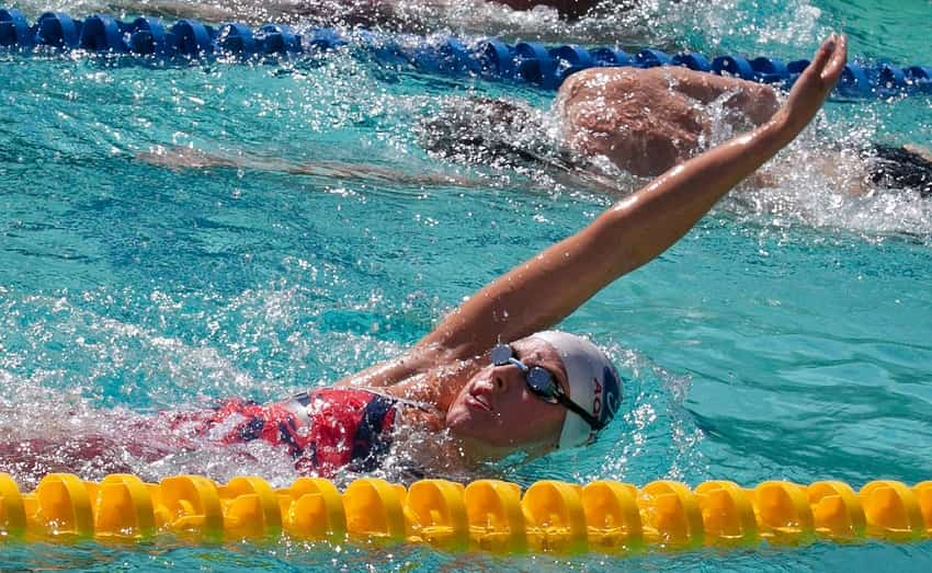 What to Do When You Are the Slowest Swimmer on the Squad