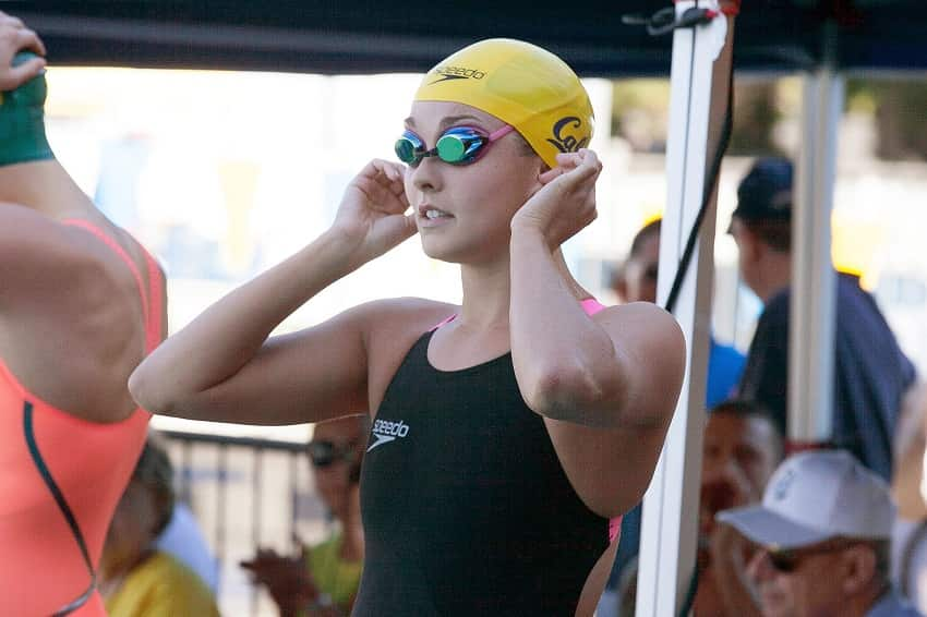 5 Quick Nutrition Tips for Competitive Swimmers