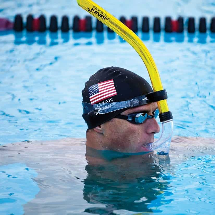 8 Benefits of Training with a Swim Snorkel