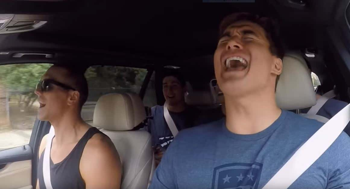 USA Swimming Carpool Karaoke 2016 (Video)
