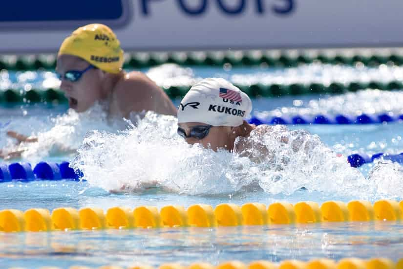 Olympic Swimming Breaststroke beautiful olympic swimming breaststroke at the olympics have thee