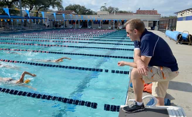 Faster Underwaters: The Bolles Sharks Underwater Dolphin Kick Set