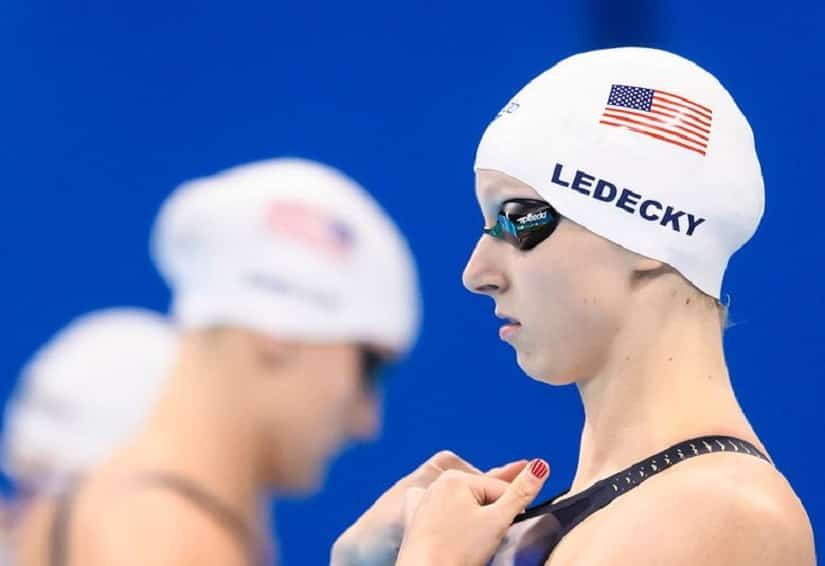 How to Set Goals Like Katie Ledecky