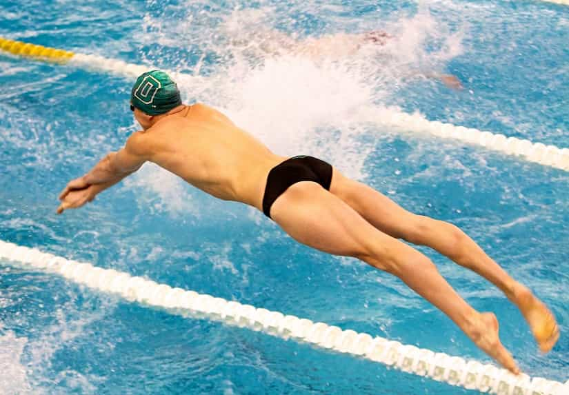 Zona Kick Drill: How to Improve Body Posture and Kick Speed in the Water