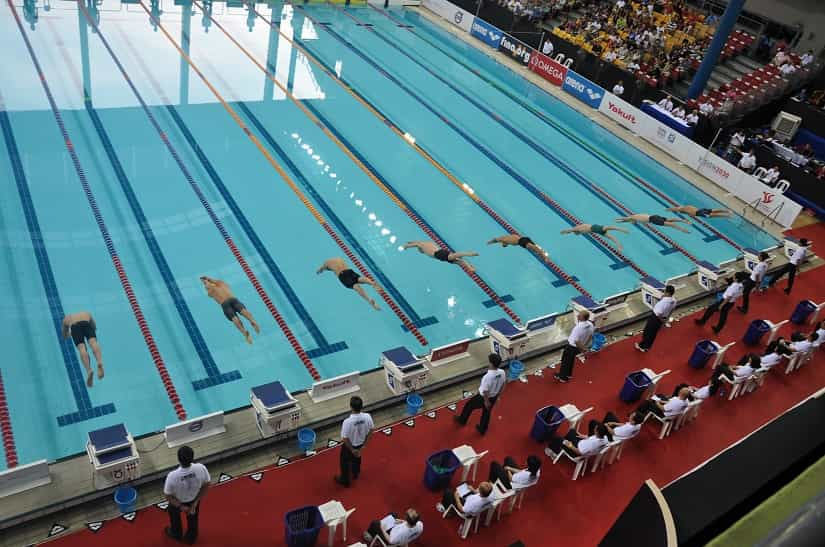 How Fast Are You Swimming in Practice?