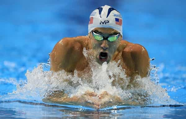 Michael Phelps Favorite Goggles