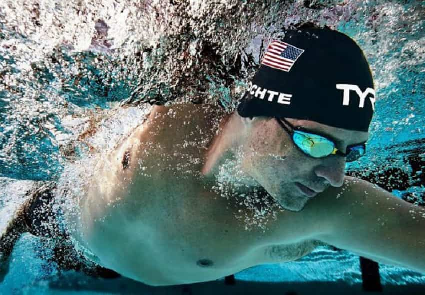 Ryan Lochte Signs with TYR