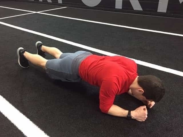Scapular Stability Exercises for Swimmers