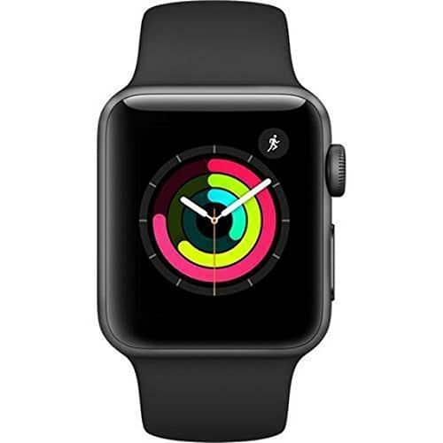 Apple Watch fitness tracker for swimming
