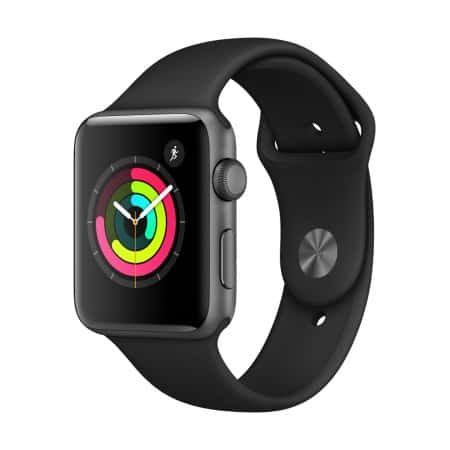 Apple Watch waterproof tracker