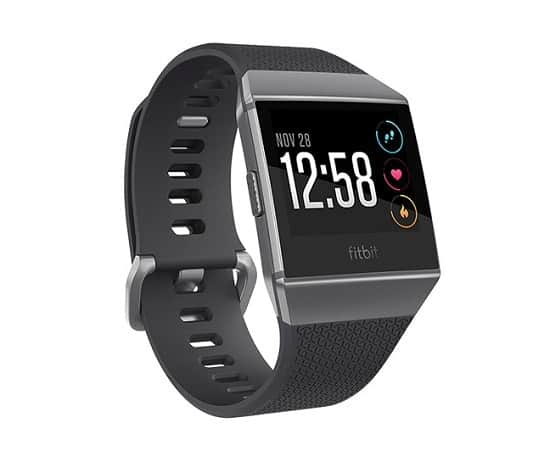 FitBit Ionic waterproof fitness tracker