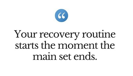 What Does Your Recovery Routine Look Like?
