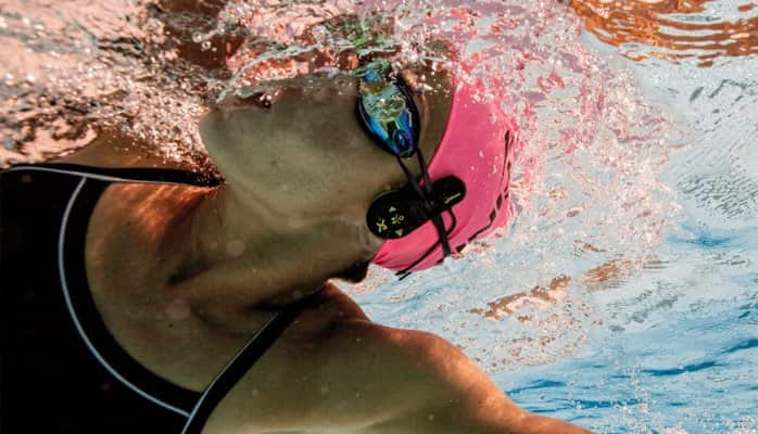 Swim Gear: The FINIS Duo Underwater MP3 Player Review