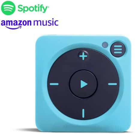 Mighty Vibe Waterproof Audio Spotify Player