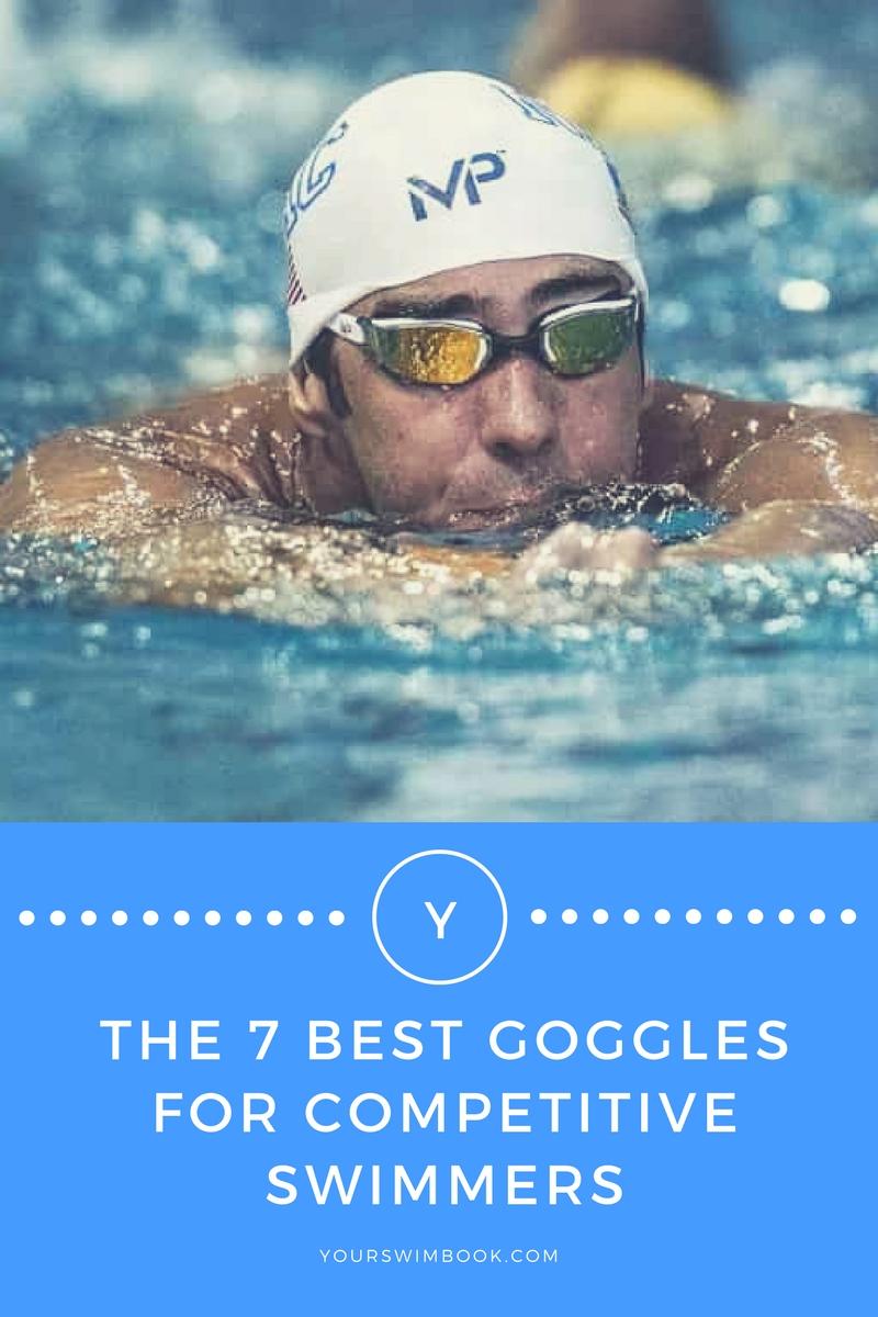 The Top 6 Swim Goggles for Fast Swimming