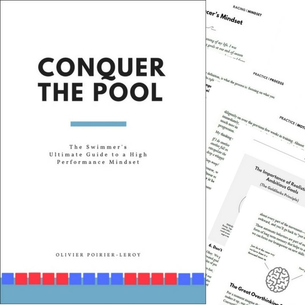 Conquer the Pool Mental Training Guide for Swimmers