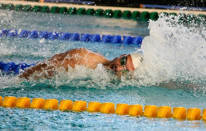 Improve Your 100m Freestyle with this Race Pace Set